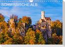 SCHWÄBISCHE ALB   W.Dieterich (Wandkalender 2022 DIN A4 quer)