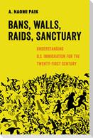 Bans, Walls, Raids, Sanctuary, 12: Understanding U.S. Immigration for the Twenty-First Century
