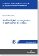 Nachhaltigkeitsmanagement in sächsischen Betrieben