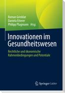 Innovationen im Gesundheitswesen