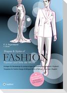 Shapes & Styles of Fashion - Formen und Stile der Mode