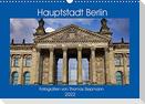 Hauptstadt Berlin (Wandkalender 2022 DIN A3 quer)