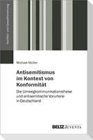 Antisemitismus im Kontext von Konformität