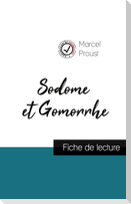 Sodome et Gomorrhe de Marcel Proust (fiche de lecture et analyse complète de l'oeuvre)