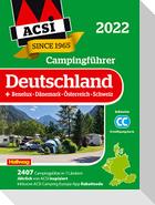 ACSI Campingführer Deutschland 2022