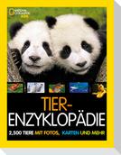 Tier-Enzyklopädie: 2.500 Tiere mit Fotos, Karten und mehr