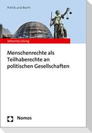 Menschenrechte als Teilhaberechte an politischen Gesellschaften