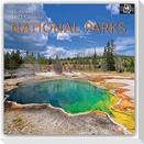 National Parks 2022 - 18-Monatskalender mit freier TravelDays-App