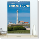Die schönsten Leuchttürme in Portugal (Premium, hochwertiger DIN A2 Wandkalender 2022, Kunstdruck in Hochglanz)