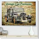 Vintage Car Fantasies (Premium, hochwertiger DIN A2 Wandkalender 2021, Kunstdruck in Hochglanz)