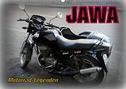 Motorrad-Legenden: JAWA (Wandkalender 2021 DIN A2 quer)