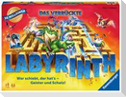 Ravensburger 26955 Das verrückte Labyrinth - Spieleklassiker für 2 - 4 Personen ab 7 Jahren