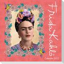 Frida Kahlo Mini Wall Calendar 2022 (Art Calendar)