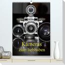 Kameras zum liebhaben (Premium, hochwertiger DIN A2 Wandkalender 2022, Kunstdruck in Hochglanz)