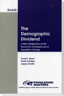 Demographic Dividend: New Perspective on Economic Consequences Population Change