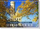 Heimweh nach der Schwäbischen Alb (Tischkalender 2022 DIN A5 quer)