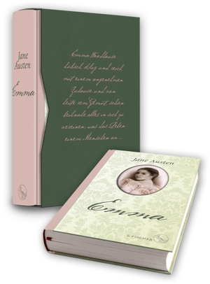 Jane Austen / Simone Bingemer / Manfred Allié / Gabriele Kempf-Allié. Emma - Roman. Neu übersetzt von Manfred Allié und Gabriele Kempf-Allié. S. FISCHER, 2019.