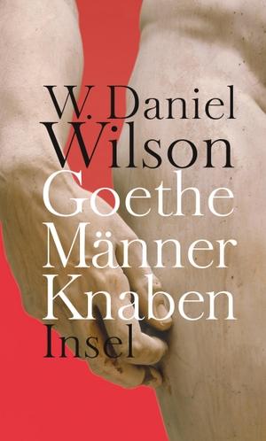 W. Daniel Wilson / Angela Steidele. Goethe Männer Knaben - Ansichten zur ›Homosexualität‹. Insel Verlag, 2012.