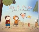 Pit und Pelle gehen einkaufen