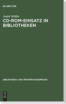 CD-ROM-Einsatz in Bibliotheken