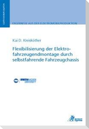 Flexibilisierung der Elektrofahrzeugendmontage durch selbstfahrende Fahrzeugchassis