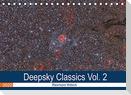 Deepsky Classics Vol. 2 (Tischkalender 2022 DIN A5 quer)