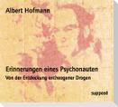 Erinnerungen eines Psychonauten. CD