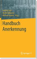 Handbuch Anerkennung