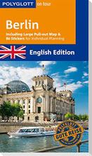 POLYGLOTT on tour Reiseführer Berlin (englische Ausgabe)