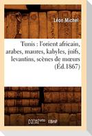 Tunis: l'Orient Africain, Arabes, Maures, Kabyles, Juifs, Levantins, Scènes de Moeurs (Éd.1867)