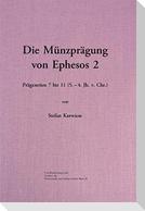 Die Münzprägung von Ephesos 2