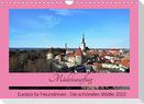 Städtereisen für Freundinnen (Wandkalender 2022 DIN A4 quer)