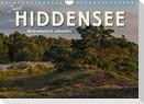 Insel Hiddensee - Wildromantisch unberührt (Wandkalender 2022 DIN A4 quer)