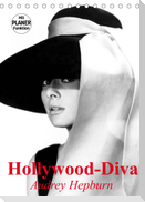 Hollywood-Diva. Audrey Hepburn (Tischkalender 2022 DIN A5 hoch)