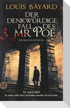 Der denkwürdige Fall des Mr Poe