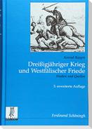 Dreißigjähriger Krieg und Westfälischer Friede