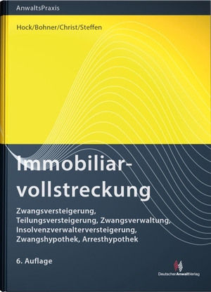 Hock, Rainer / Bohner, Daniela et al. Immobiliarvo