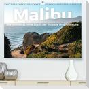 Malibu - Die wunderschöne Stadt der Strände und Filmstars. (Premium, hochwertiger DIN A2 Wandkalender 2022, Kunstdruck in Hochglanz)