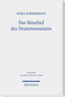 Das Moselied des Deuteronomiums